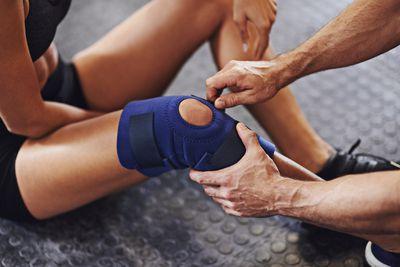 <strong>Patellar tendonitis</strong>