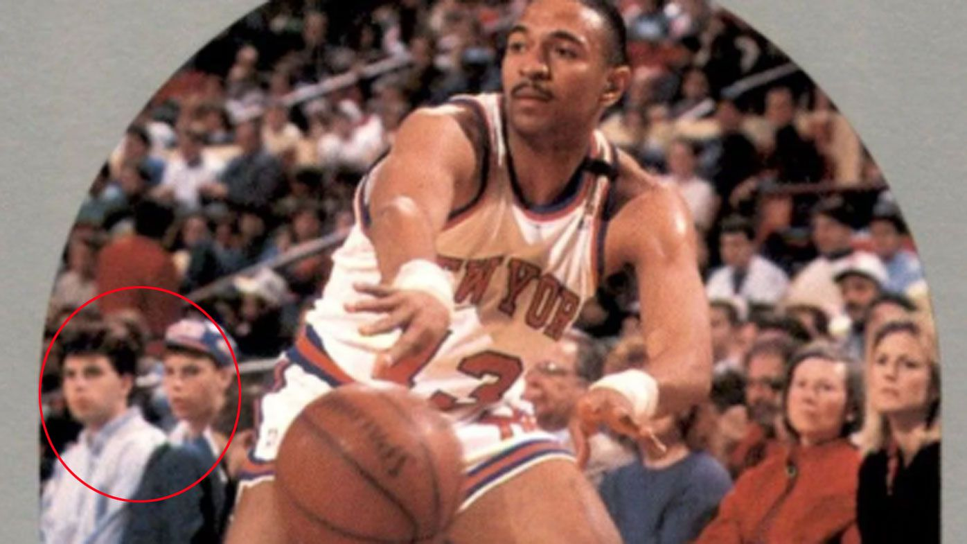 Creepy reason why NBA card of 1990's player has gone viral