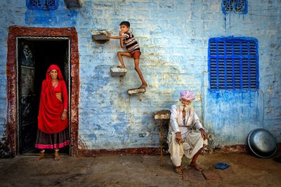 <strong>Jodhpur Family</strong>