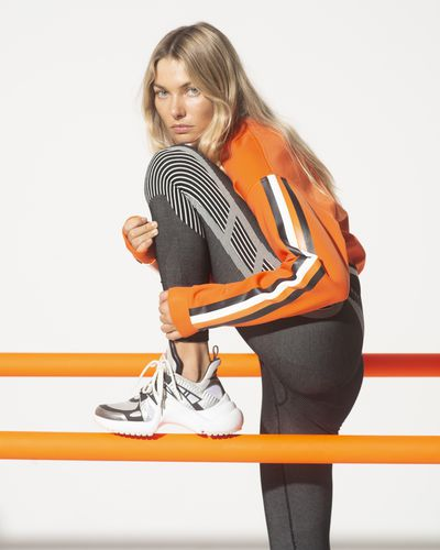<p>Jess Hart for P.E Nation X Woolmark</p>