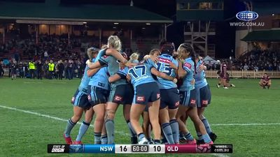 Sacked Studdon leads NSW to Origin win