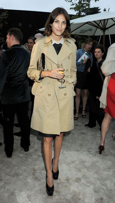 <p>Big news from Burberry today, with the luxury house announcing that it will expand its trench collection to include two new shades: Parade red and navy. </p><p>The Burberry trench has long been a staple of everyone from Alexa Chung to Karlie Kloss, so click ahead for ideas on how to style your own.</p><p><em>All images courtesy of Burberry.</em></p><p>&nbsp;</p>
