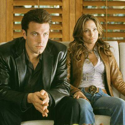 Ben Affleck and Jennifer Lopez: August 2003