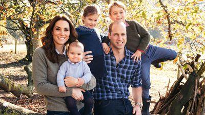 Royal mums: Kate Middleton, Duchess of Cambridge