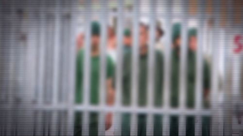 Inmates convicted of terrorist offences can be locked up past their sentence.