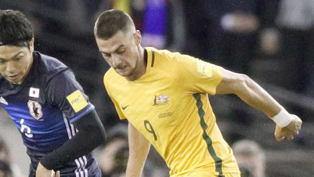 Maclaren ready to step into Socceroos XI