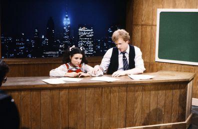 Julia Louis-Dreyfus, Brad Hall, Saturday Night Live