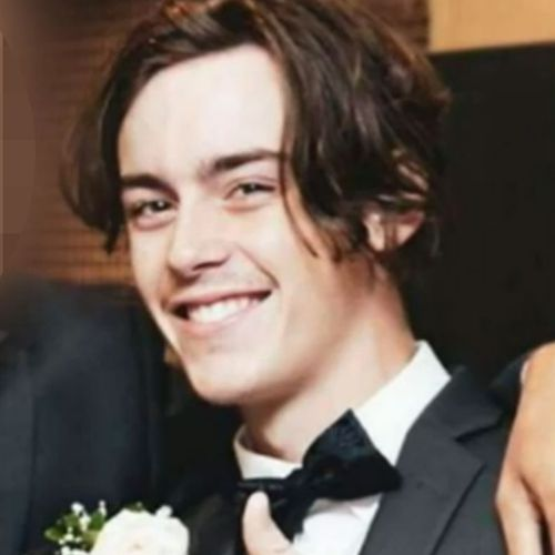 Cian English died after falling from the balcony of a Gold Coast apartment.