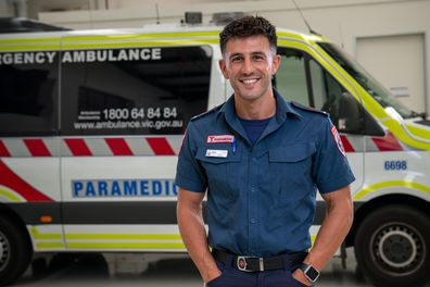 Paramedic Steve day in the life