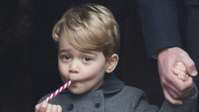 Prince George turns six on July 22.