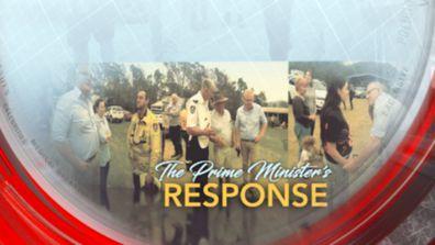 The Prime Minister's response
