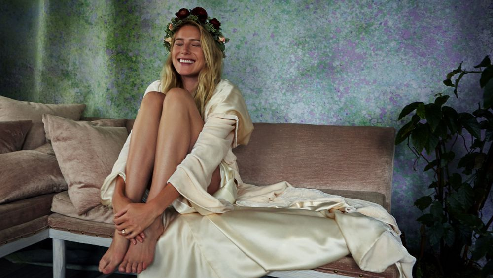 Sienna Miller's sister Savannah has designed a bohemian bridal range