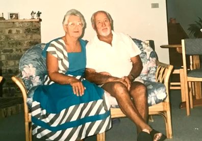 Mr Tolhurst's parents have both passed away so he welcomed the chance to see them 'enjoying life'.