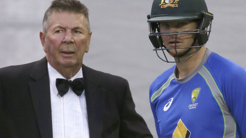 Chairman of slectors Rod Marsh will stand down next year. (AAP)