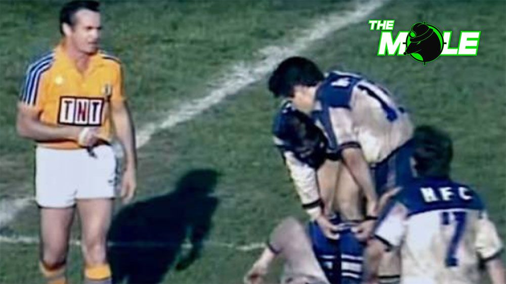 The Mole: NRL community farewell former rugby league referee Kevin Roberts
