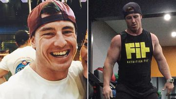 Friends of body builder baffled over home invasion