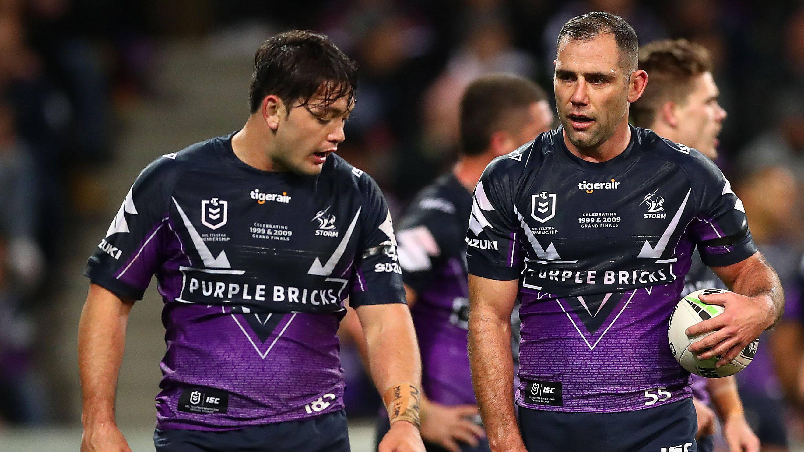 Cameron Smith gives most expansive answer yet about why he retired from the NRL