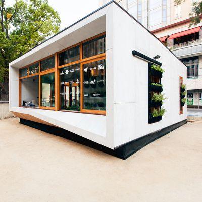 Carbon Positive House by ArchiBlox