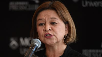 Michelle Guthrie departs as ABC Managing Director