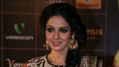 Bollywood actress Sridevi dies from heart attack at 54