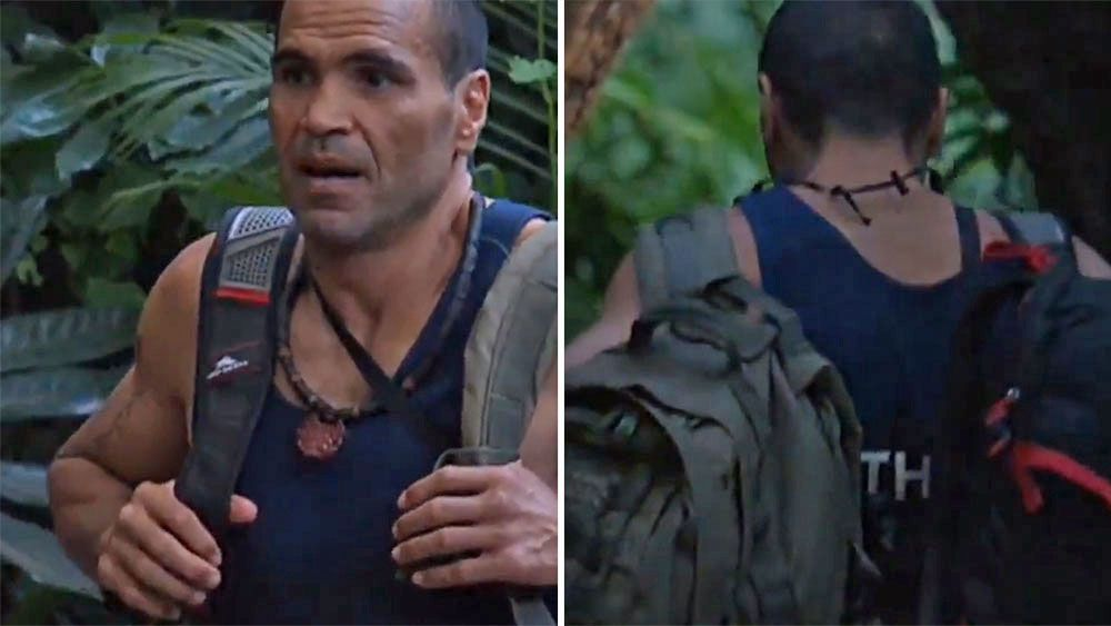 """Champion boxer Anthony Mundine becomes second contestant to quit 'I'm a Celebrity ... Get Me Out of Here!"""""""