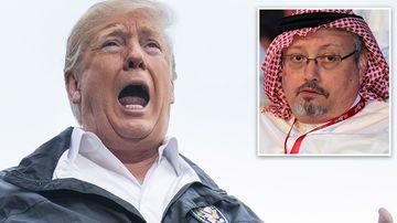 The Trump administration has denied it has reached a final determination in the death of Washington Post writer Jamal Khashoggi.