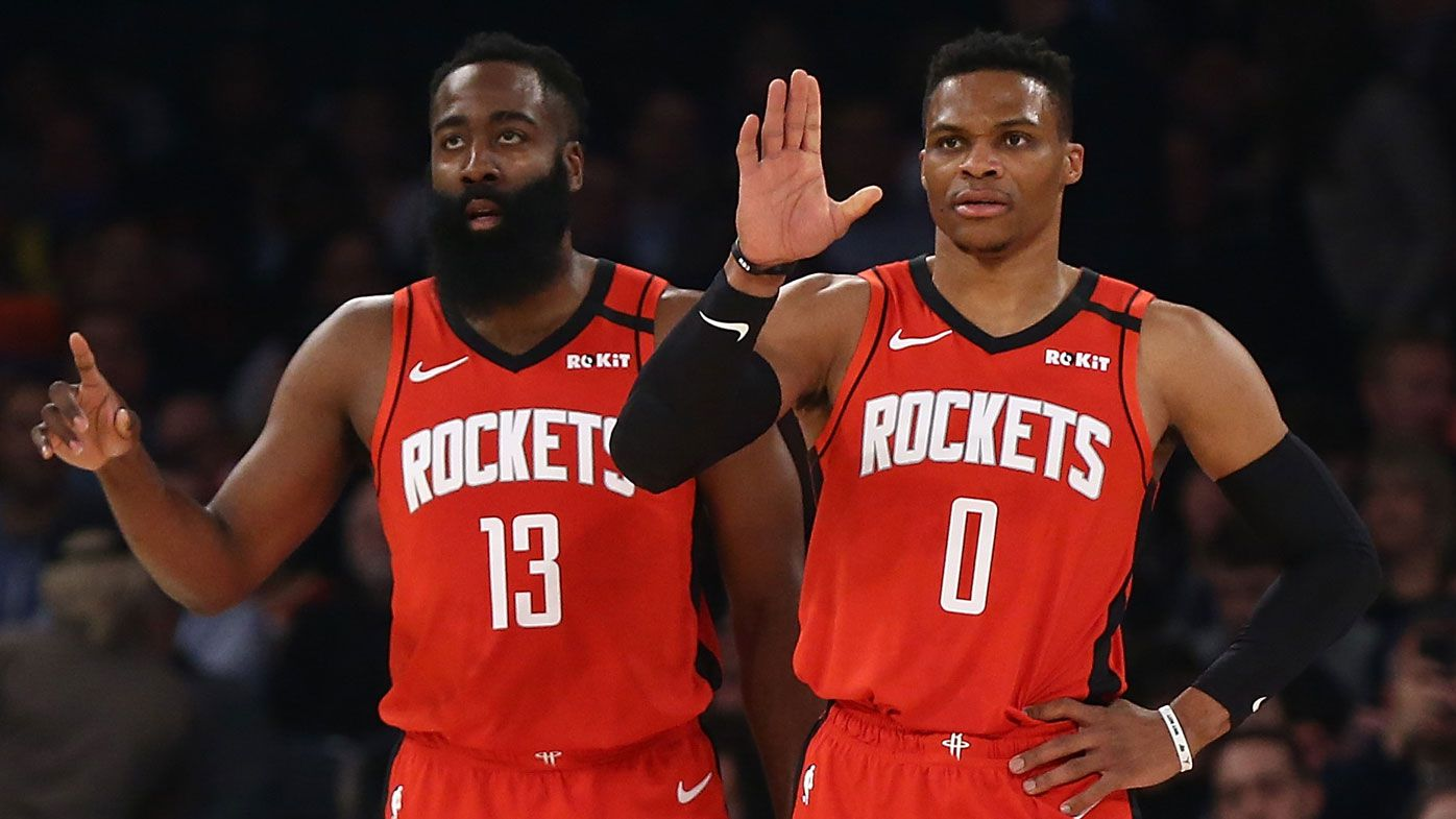Houston Rockets star Russell Westbrook tests positive to coronavirus