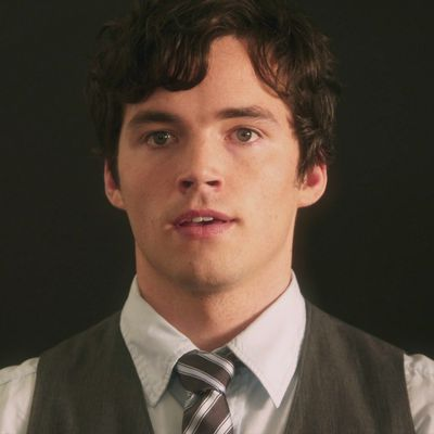 Ian Harding as Ezra Fitz: Then