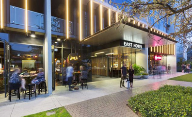 East Hotel, Canberra