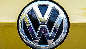 Volkswagen badge (Getty)
