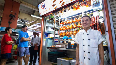 World's cheapest Michelin-starred mea