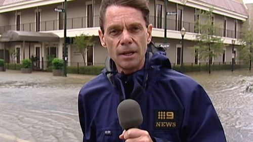 Penfold won a Walkley Award in 2006 for his coverage of Hurricane Katrina.