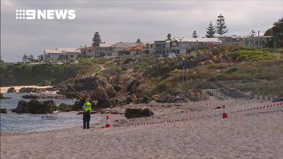 Body discovered on Perth beach