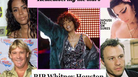 <i>CelebrityFIX  TV</i>: Tragic celebrity deaths