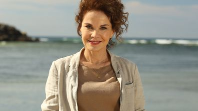 Sigrid Thornton as Laura Gibson in Seachange 2019 on Nine.