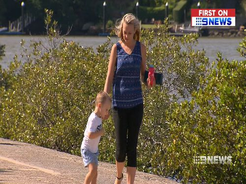 Parents have been left frustrated by the sudden closure of Little Ducks. (9NEWS)
