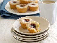 Mini jam tarts