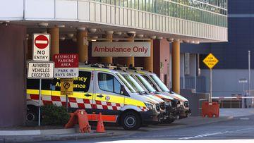Liverpool Hospital in Sydney.