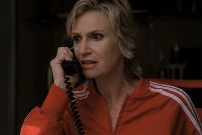 "<b>Played by: </b>Jane Lynch<br/><br/>When she isn't tormenting the staff and students of William McKinley High School with her mean-spirited barbs, Sue's presenting a spot on the local news, 'Sue's Corner', during which she voices her support for (among other things) caning and littering.<br/><br/><b>What Sue says: </b>""So you like show tunes. It doesn't mean you're gay. It just means you're awful.""<br/>"