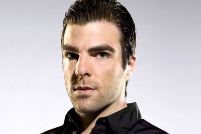Our colleagues at CelebrityFIX insist that <b>Zachary Quinto</b>, who played the leading member of <i>Heroes</i>' rogues' gallery, deserves a spot in a list of hottest superheroes (despite the fact he was kind of villainous).