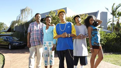 First US reviews of Chris Lilley's <i>Angry Boys</i>
