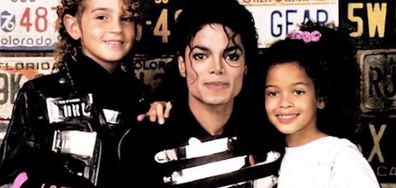 Wade Robson, Michael Jackson and Brandi Jackson