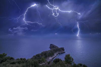 Sa Foradada Storm