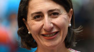 Gladys Berejiklian's budget shows she is ready for a fight