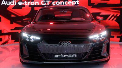 Audi GT E-tron Ian
