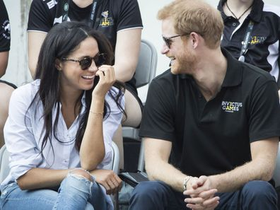 The Duke and Duchess of Sussex went public with their romance at the Invictus Games in Toronto and are now heading to Sydney in October.