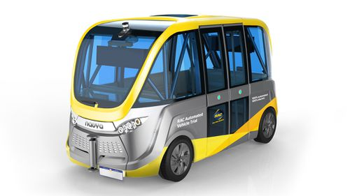 Driverless electric bus to hit Perth roads this year in first Australian trial
