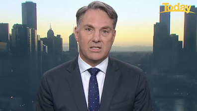 Richard Marles said the current number of vaccinated citizens is 'pathetically low'.