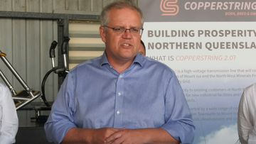 PM renews criticism of Queensland's hard border