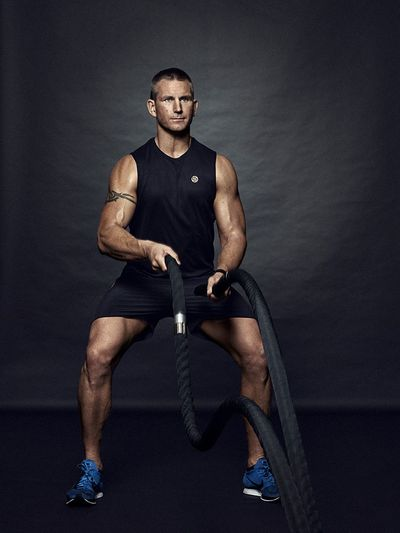 Luke Istomin, personal trainer and founder of F45 Training